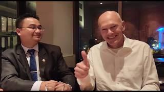 Robert Hrahsel with Todd Smith - UNICITY International