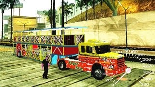 Carreta da Alegria no Gta san andreas