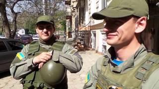 Провокаторы СБУ? // Руслан Коцаба, видеосвидетельство, Одесса, 02 05 2017