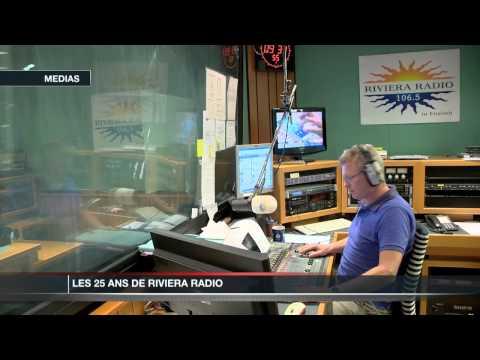 Riviera Radio fête ses 25 ans