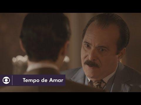 Tempo de Amar: capítulo 116 da novela, sexta, 9 de fevereiro, na Globo