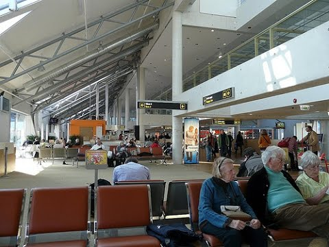 Airport: Tallinn Estonia (TLL). Best Smaller Airport in World