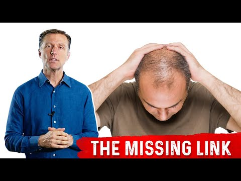 Hair Loss: The Missing Link
