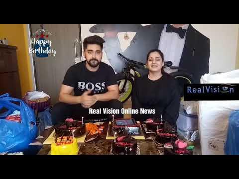 Aditi Rathore birthday Naamkarann Neil Avani Zain Imam Adiza AvNeil exclusive Real Vision Online New