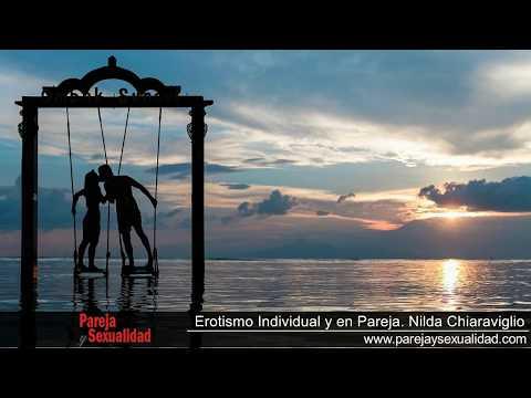 Erotismo Individual y de Pareja. Nilda Chiaraviglio