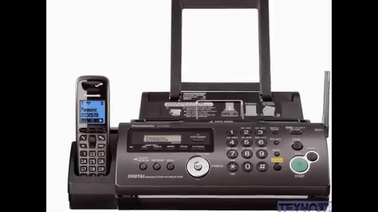 факс панасоник kx-ft22ru инструкция