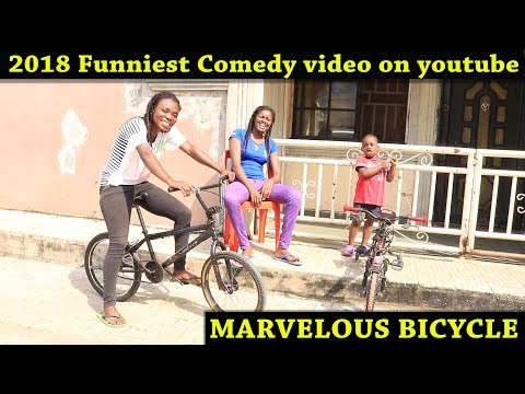 MARVELOUS BICYCLE (2018 Funniest Comedy on Youtube) (Family The Honest Comedy)