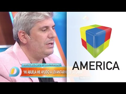 Matías Bagnato: Sin la ayuda de ustedes, me hubiese matado