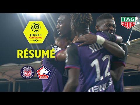 Toulouse FC - LOSC ( 2-1 ) - Résumé - (TFC - LOSC) / 2019-20