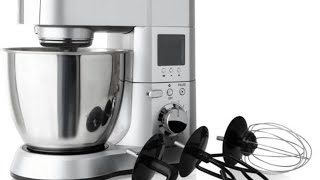 Review máy nhồi bột cook&baker_Bếp Hoa