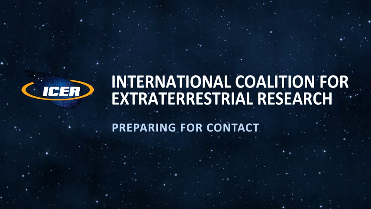 New Global Organization Launches - International Coalition for Extraterrestrial Research (ICER)