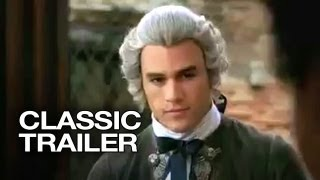 Casanova (2005) Official Trailer #1 - Heath Ledger Movie HD