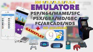 Video Emulatore + Giochi PSP/N64/GBA/NDS/GBC/PSX [NO JAILBREAK] + Gameplay DIVERTENTE download MP3, 3GP, MP4, WEBM, AVI, FLV Juni 2018
