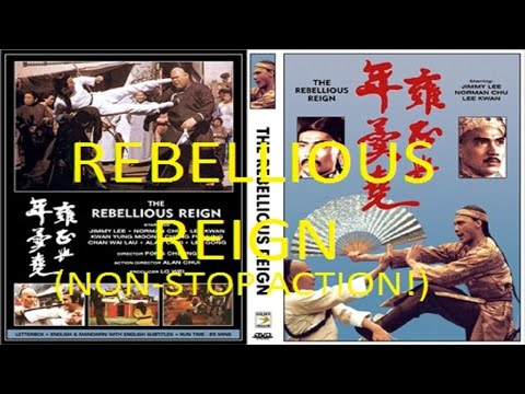 Kung Fu Lovers | REBELLIOUS REIGN | (Non-Stop Action, Amazing Plot)