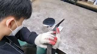#4. 용눈이 대학교 금속공예과 활용  / WELDEY…