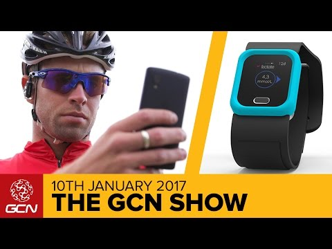 The Smartest Bike Tech From CES 2017 | The GCN Show Ep. 209