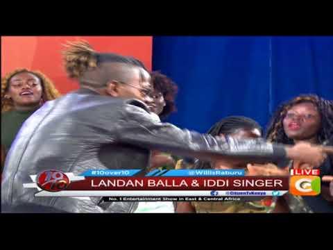 Landan Balla & Iddi Singer Live #10Over10