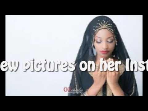 Sexy Rahama Sadau flaunts new pictures on her birthday