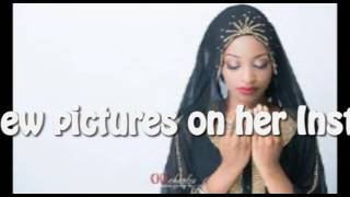 Sexy Rahama Sadau flaunts new pictures on her birthday