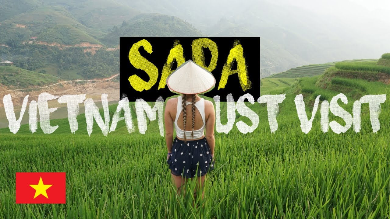 MOST BEAUTIFUL PLACE IN VIETNAM | SAPA TRAVEL VLOG