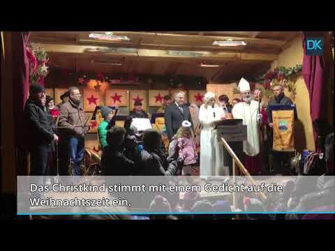 Christkindlmarkt in Ingolstadt eröffnet