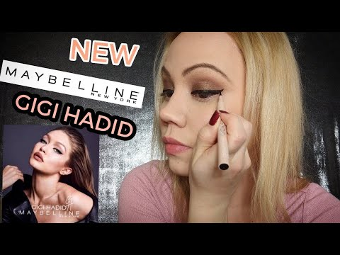 fc3111d4e57 *New*  Maybelline  (Gigi Hadid LIQUID EYELINER)🤔 Review and Demo 2017!  (LIMITED EDITION) - YouTube