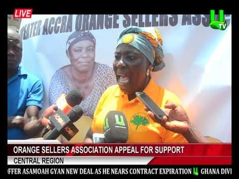 Orange Sellers Association Appeal For Support
