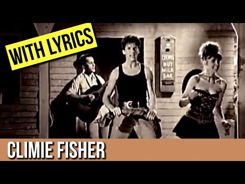 Climie Fisher - Love Changes Everything with lyrics