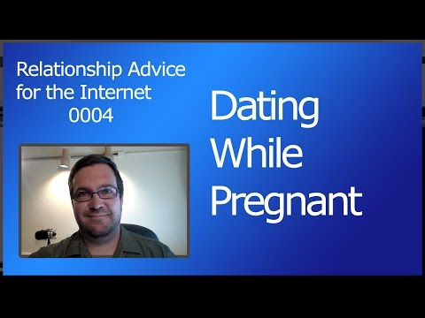 advice dating pregnant woman