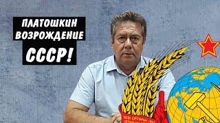 Николай Платошкин: народ за то, чтобы возродить Советский Союз