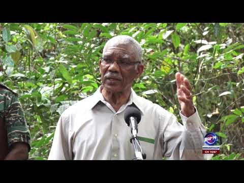 GUYANA PEOPLE'S MILITIA RE-ESTABLISHED