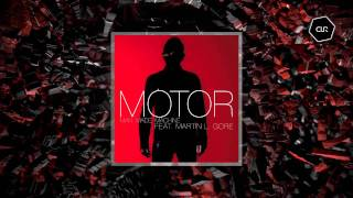 MOTOR feat. Martin L. Gore - Man Made Machine (Black Asteroid Remix)