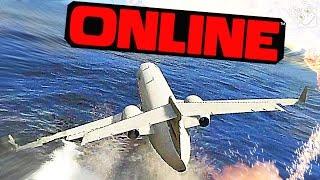 GAGATUN AIRLINES - GTA ONLINE
