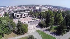 City of Shumen, Bulgaria.