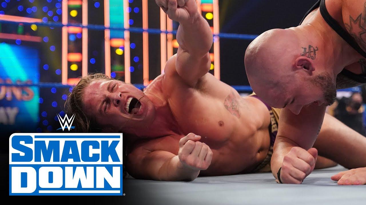 Matt Riddle vs. King Corbin: SmackDown, Sept. 25, 2020
