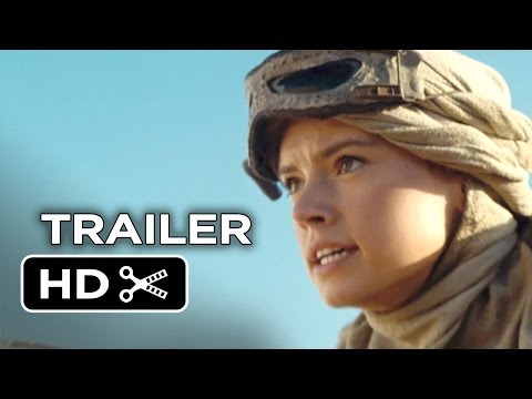 Star Wars: The Force Awakens Official Teaser Trailer #1 (2015) - Oscar Isaac Movie HD