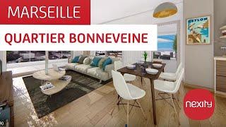 Quartier Bonneveine - Appartements Neufs au cœur du 8ème arrondissement de Marseille
