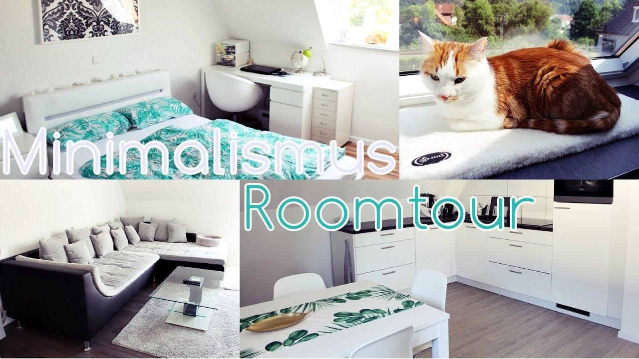 Roomtour 🏡 mininalismus minimalistisch wohnen ✨ diie