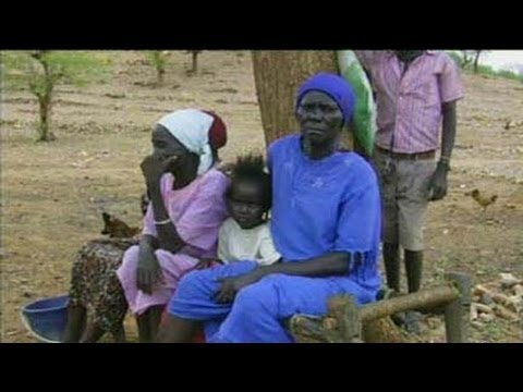 Sudan Footage - Nuba Mountains/South Kordofan