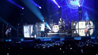 Slash ft. Myles Kennedy - Withered Delilah / You Could Be Mine - Live in Turin 16/11/2014