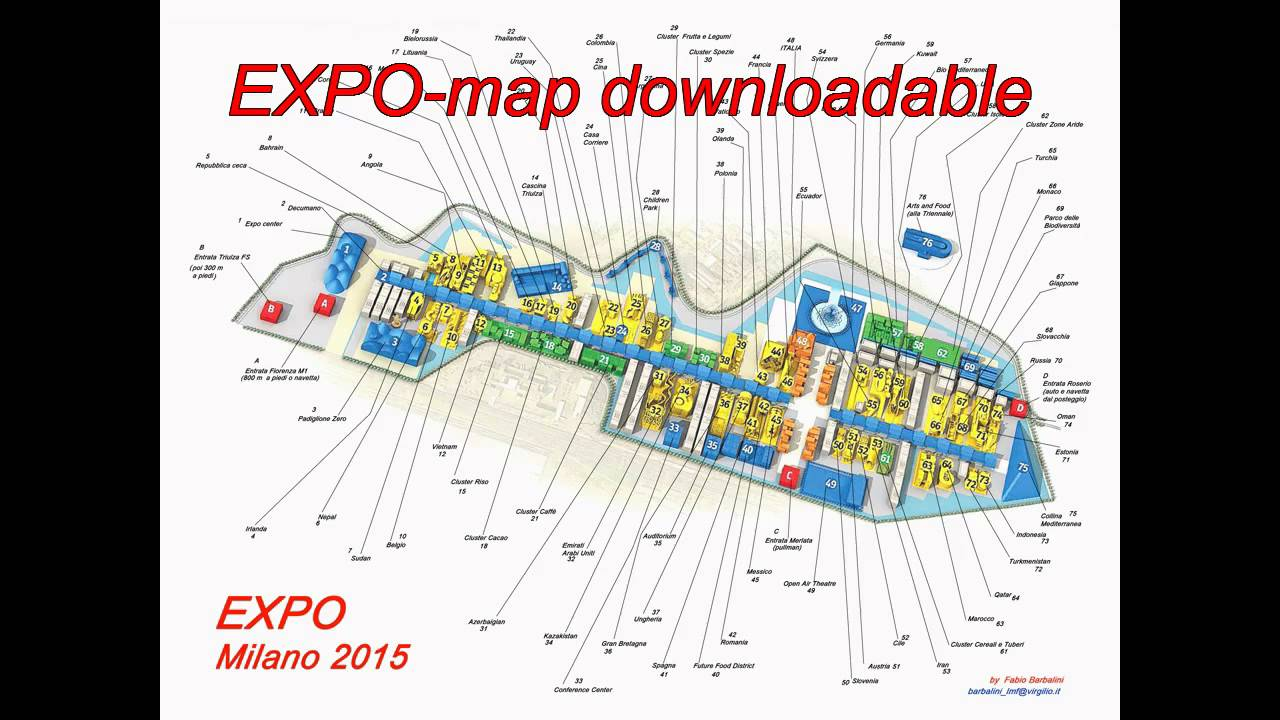 Expo map milano 2015 downloadable youtube gumiabroncs Image collections