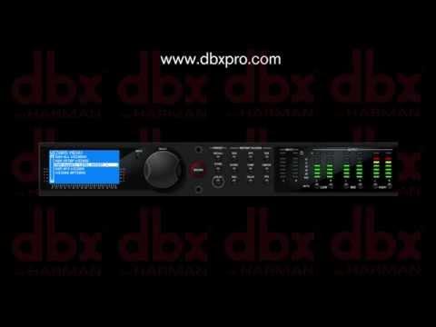 DBX DriveRack PA2 - Manually Optimizing Gain Structure
