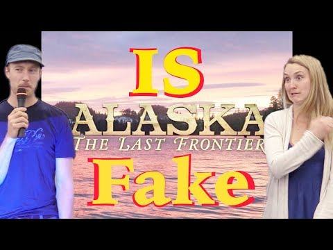 Is Alaska The Last Frontier Fake , Eiven and Eve Kilcher Tell all
