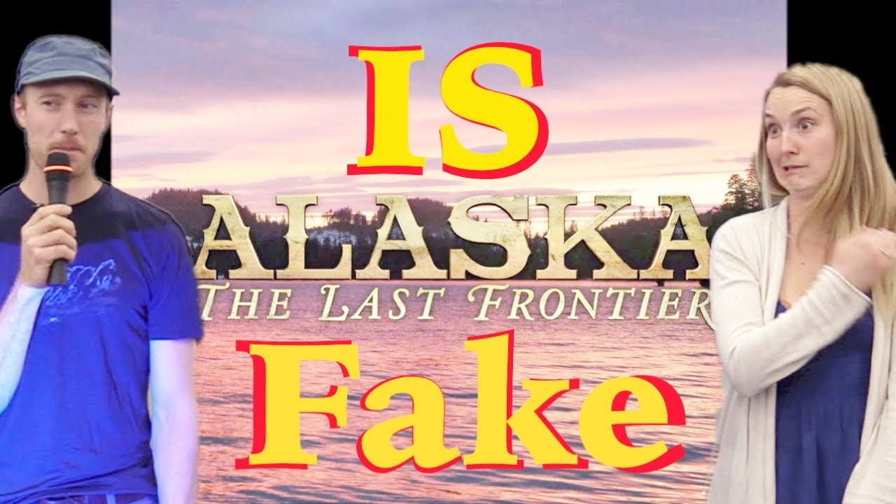 Is Alaska The Last Frontier Fake , Eiven and Eve Kilcher Tell all ...