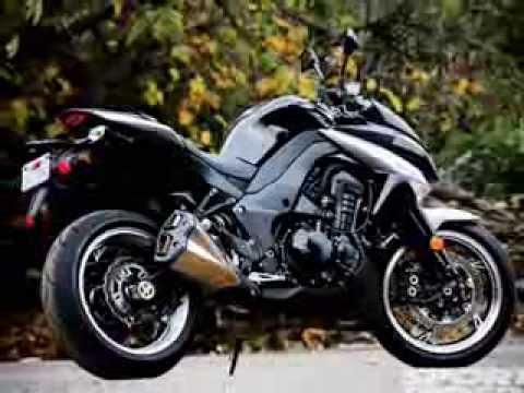 2012 Kawasaki Z1000 RR.wmv - YouTube
