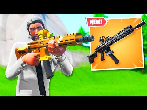 *NEW* TACTICAL ASSAULT RIFLE IS AMAZING!