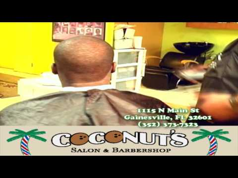 Coconuts Salon & Barber Shop Gainesville fl