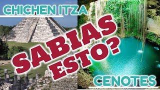 TOUR CHICHEN ITZA DESDE CANCUN | QUE INCLUYE? COSTOS? TIPS CENOTES YUCATAN 2018