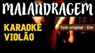 Baixar Malandragem - Cássia Eller - Karaokê Voz e violão