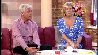 Jenni Falconer [This Morning] - Huge Cleavage Special.